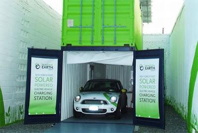10 สถานีชาร์จแบตฯ (Solar Charging Stations ) สำหรับรถยนต์ไฟฟ้าด้วยพลังงานแสงอาทิตย์ - 05