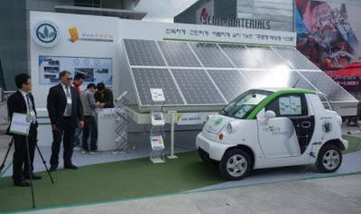 10 สถานีชาร์จแบตฯ (Solar Charging Stations ) สำหรับรถยนต์ไฟฟ้าด้วยพลังงานแสงอาทิตย์ - 08